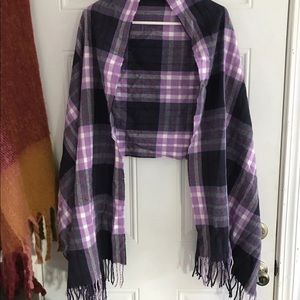 J. Crew blanket scarf